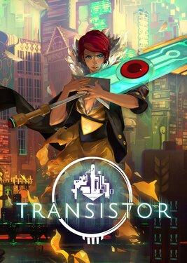 Transistor постер (cover)