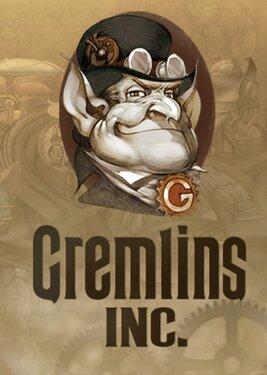 Gremlins, Inc. постер (cover)