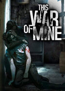 This War of Mine постер (cover)