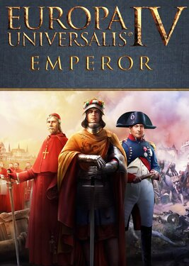 Europa Universalis IV: Emperor постер (cover)