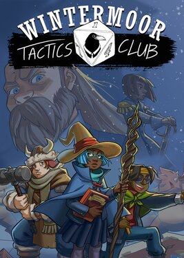 Wintermoor Tactics Club постер (cover)