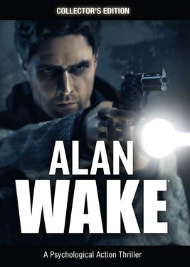 Alan Wake - Collector's Edition