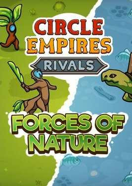 Circle Empires Rivals: Forces of Nature постер (cover)