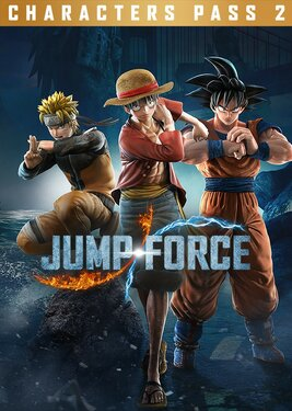 Jump Force – Characters Pass 2 постер (cover)