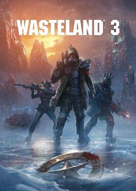 Wasteland 3 постер (cover)