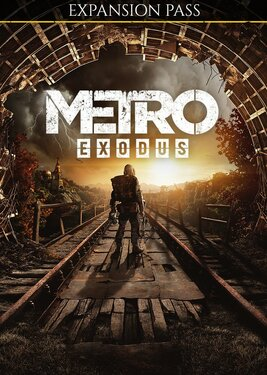 Metro Exodus - Expansion Pass постер (cover)
