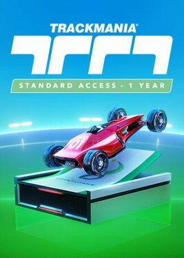Trackmania Standard Access - 1 Year постер (cover)