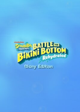 SpongeBob SquarePants: Battle For Bikini Bottom – Rehydrated. Shiny Edition