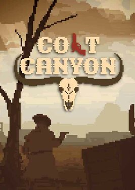 Colt Canyon постер (cover)