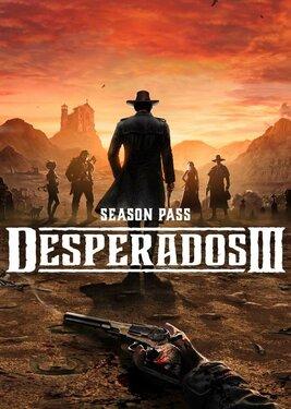 Desperados III - Season Pass постер (cover)