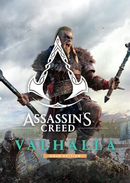 Assassin's Creed: Valhalla - Gold Edition постер (cover)