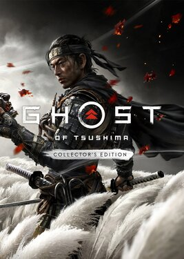 Ghost of Tsushima - Collector's Edition постер (cover)
