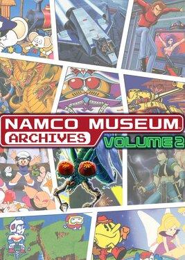 NAMCO MUSEUM ARCHIVES Volume 2 постер (cover)