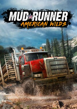 MudRunner - American Wilds Edition постер (cover)