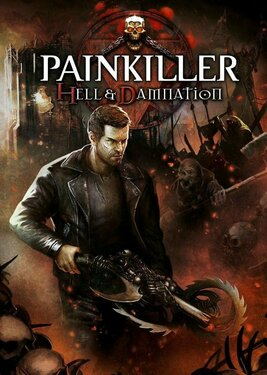 Painkiller: Hell & Damnation постер (cover)