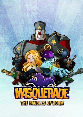 Masquerade: The Baubles of Doom постер (cover)