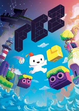 FEZ постер (cover)