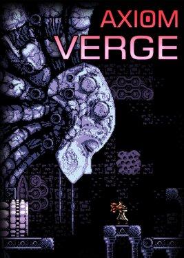 Axiom Verge постер (cover)