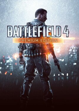 Battlefield 4 - Premium Edition постер (cover)