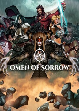 Omen of Sorrow постер (cover)