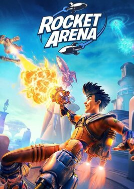 Rocket Arena постер (cover)