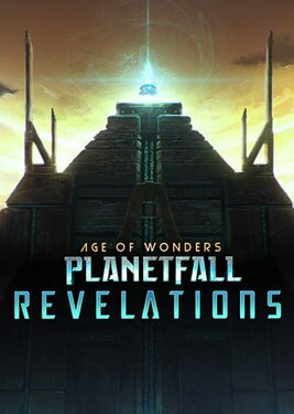 Age of Wonders: Planetfall - Revelations постер (cover)
