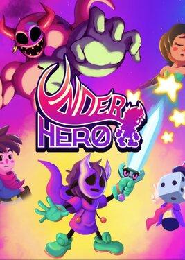 Underhero постер (cover)