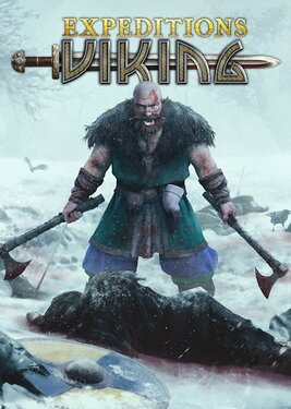 Expeditions: Viking постер (cover)