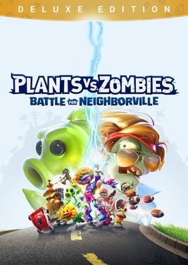 Plants vs. Zombies: Battle for Neighborville - Deluxe Edition постер (cover)