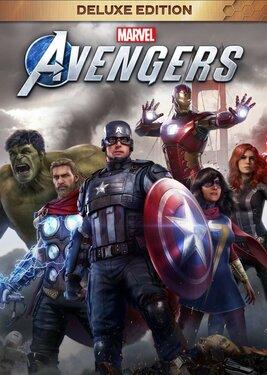 Marvel's Avengers - Deluxe Edition постер (cover)