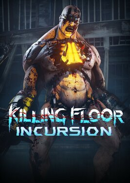 Killing Floor: Incursion постер (cover)