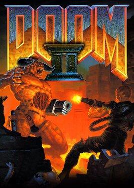 DOOM II постер (cover)