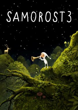 Samorost 3 постер (cover)