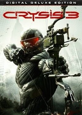 Crysis 3 - Digital Deluxe Edition постер (cover)