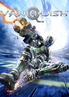 Vanquish постер (cover)