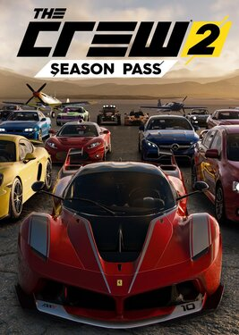 The Crew 2 - Season Pass постер (cover)