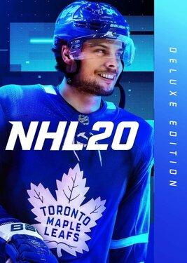 NHL 20 - Deluxe Edition постер (cover)