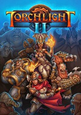 Torchlight II постер (cover)