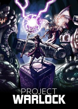 Project Warlock постер (cover)
