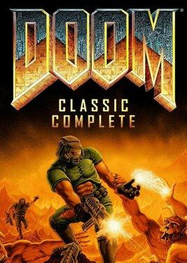 Doom - Classic Complete постер (cover)