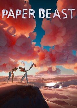 Paper Beast постер (cover)