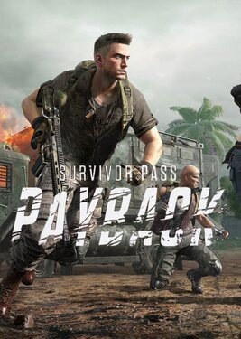 Playerunknown's Battlegrounds - Survivor Pass: Payback постер (cover)