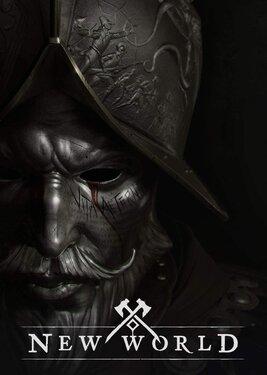 New World постер (cover)
