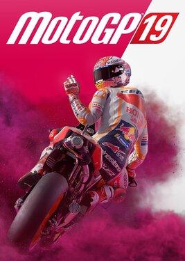 MotoGP 19 постер (cover)