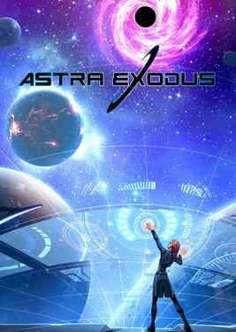 Astra Exodus постер (cover)