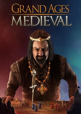 Grand Ages: Medieval постер (cover)