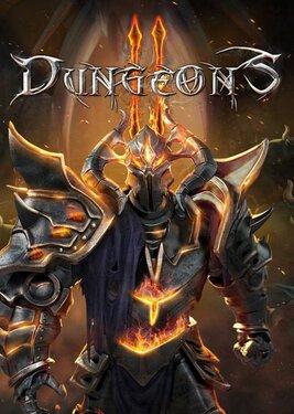 Dungeons II постер (cover)