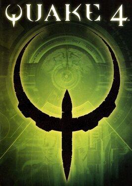 QUAKE IV постер (cover)