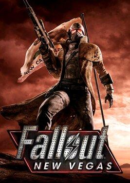 Fallout: New Vegas постер (cover)