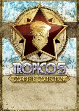 Tropico 5 - Complete Collection постер (cover)